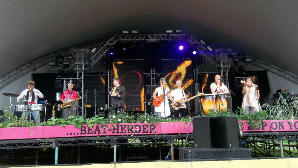 Banda Bacana at Beatherder