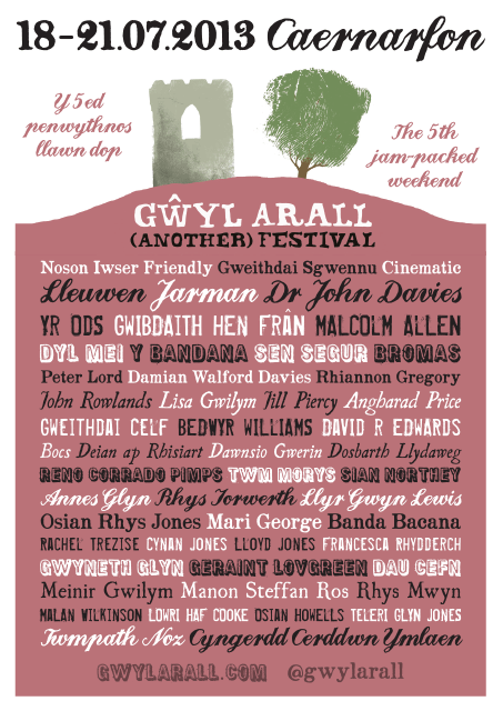 gwylarall13-poster